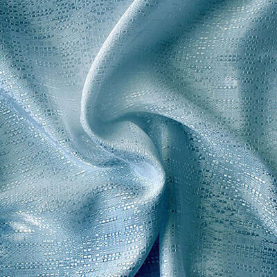 Banjo French Blue Fabric