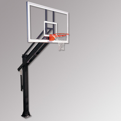 Basketball Outdoor Titan Back Stop