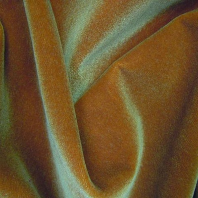 Polyester Velour Gold