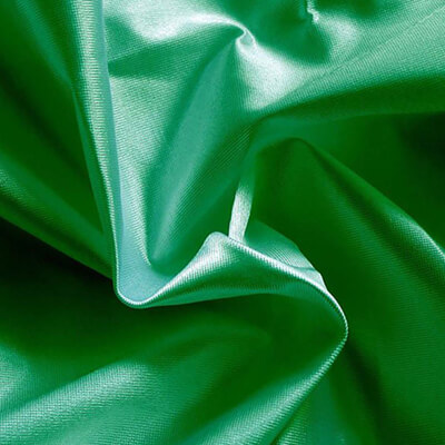 Poly Knit Kelly Green Fabric