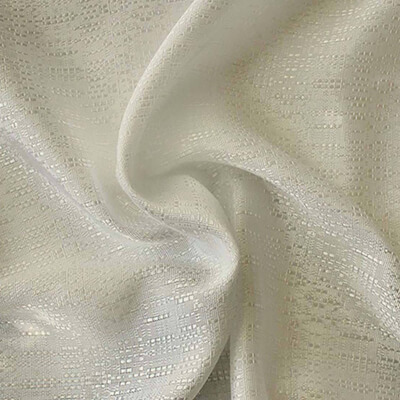 Banjo White Fabric