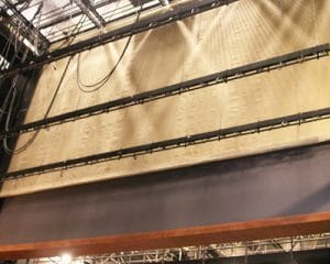Buy Stage Fire Curtains - QSD Inc.
