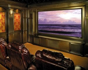 Category Projection Screens