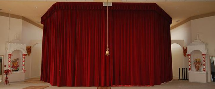 Church Curtains