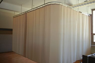 Cubicle Curtains Feature