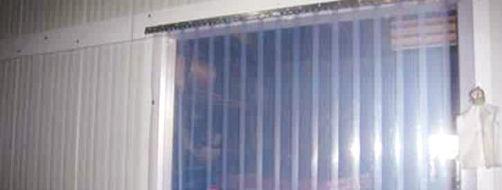 Freezer Strip Curtains