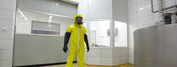 Hazmat Curtains