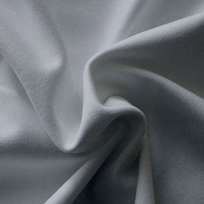 Performance Velour Ash Grey Fabric