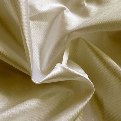 Poly Knit Beige Fabric