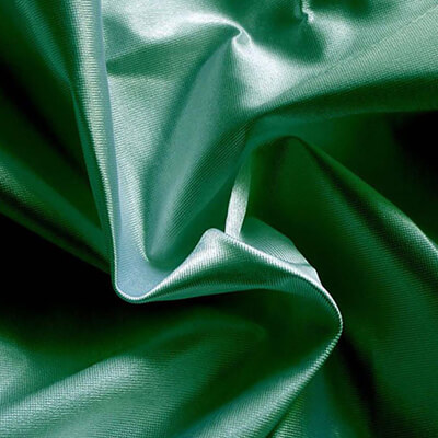 Poly Knit Forest Green Fabric