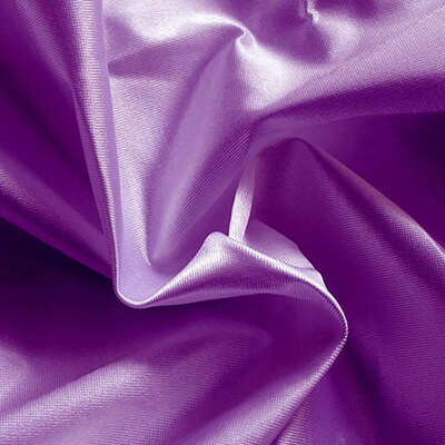 Poly Knit Plum Fabric
