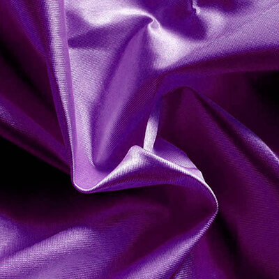 Poly Knit Ultra Violet Fabric