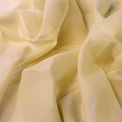 Sheer Drape Champagne Fabric