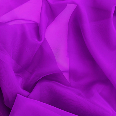 Sheer Drape Ultra Violet Fabric
