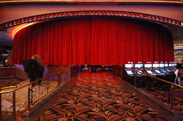 Stage Curtains Feature