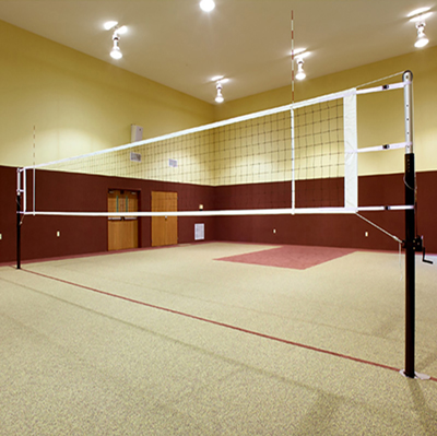 Steel Volleyball System