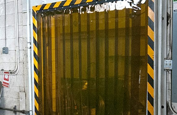 Industrial Strip Curtains