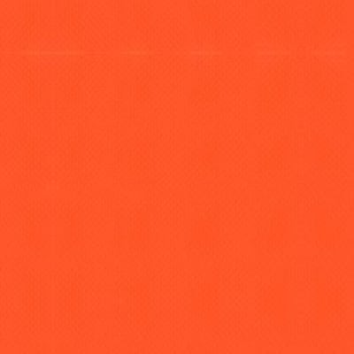 Wash Bay Curtain Fabric Fluorescent Orange