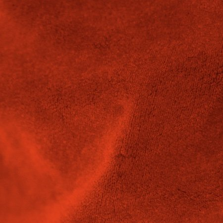 Crescent Polyester Velour Colonial Brick