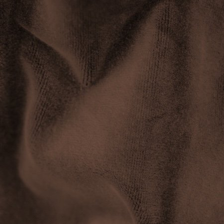 Memorable Cotton Velour Brown