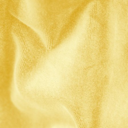 Memorable Cotton Velour Gold