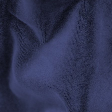 Memorable Cotton Velour Navy