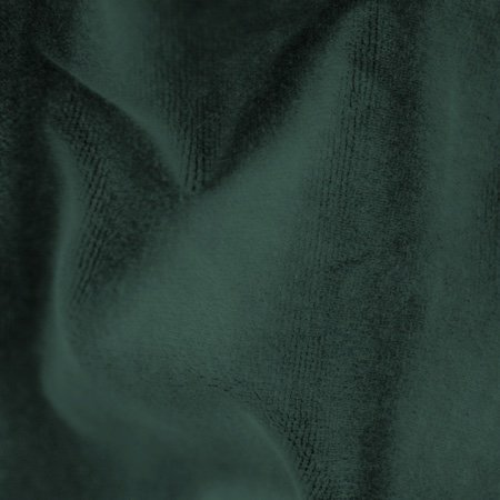 Memorable Cotton Velour Old Jade