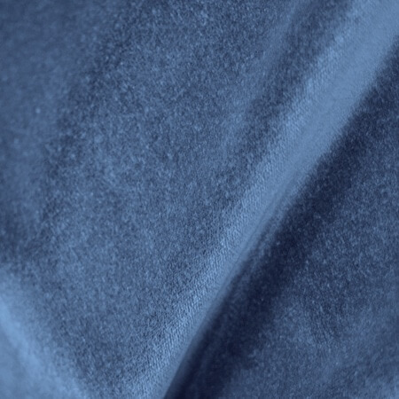 Prestige Polyester Velour Ice Blue