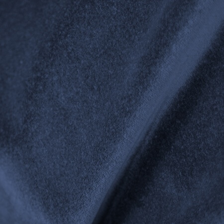 Prestige Polyester Velour Ink Blue