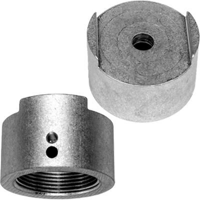 Mega-Coupler Pipe Adapters