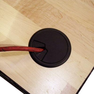 Alpha Deck Drop Hole