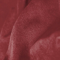 Plateau Polyester Velour Ruby