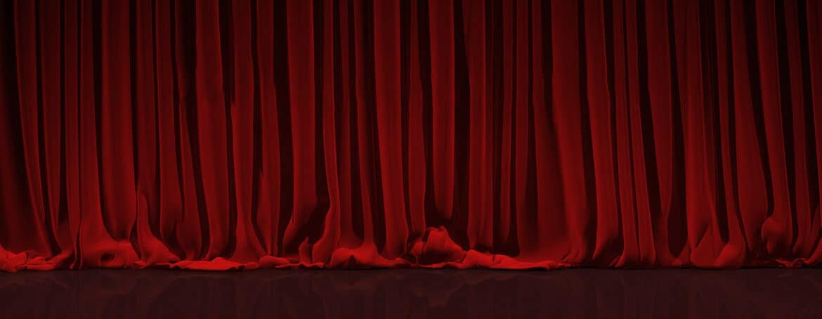 Luxurious Stage Curtains