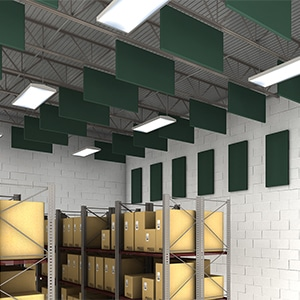 Acoustic Baffle Systems