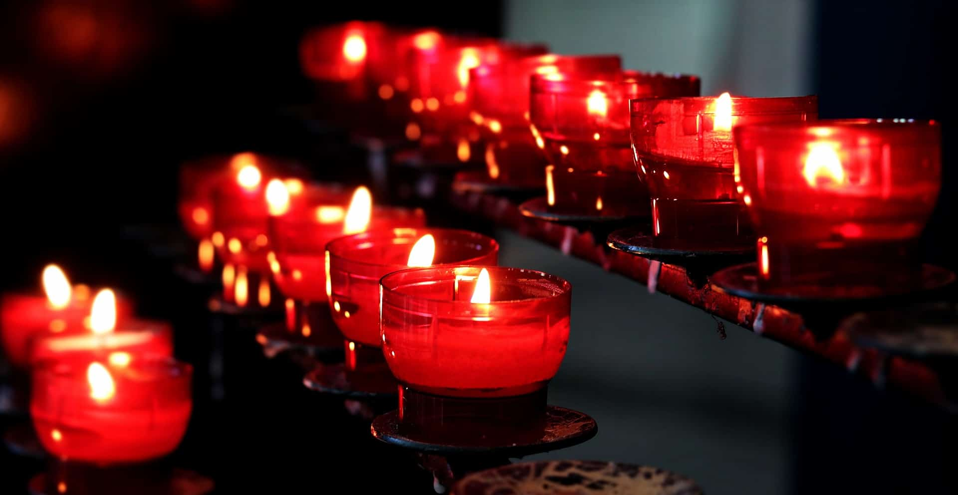 Votive Candles Church