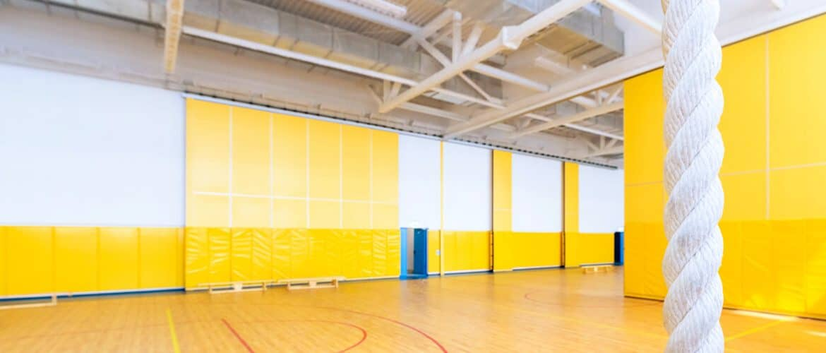 Gym Dividers