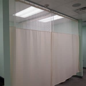 Custom Cubicle Curtain Product
